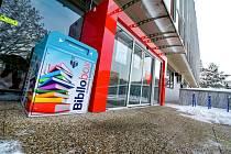 Městská knihovna v Mostě zprovoznila knihobox.