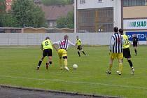 Hráči FK Litvínov budou hrát v sobotu proti Mostu B.