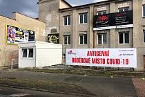 Mostecká montážní zřídila testovací místo v Litvínově u Atticu.