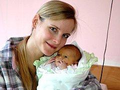 Miroslavě Tancošové z Mostu se 16. března v 11.30 hodin v ústecké porodnici narodila dcera Anna. Měřila 44 cm a vážila 2,45 kg.