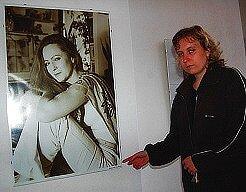 Petra Predajňová představuje portrét Simony Stašové.