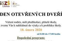 Soukromá sportovní základní škola v Litvínově chystá Den otevřených dveří.