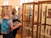 V Oblastním muzeu v Mostě probíhá výstava s názvem Egypt na Nilu