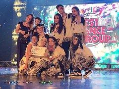 Mostecká taneční skupina The F.A.C.T. je továrnou na úspěchy.