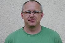 Lídr kandidátky ODS Petr Pillár.