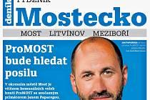 Týdeník Mostecko z 10. října 2018