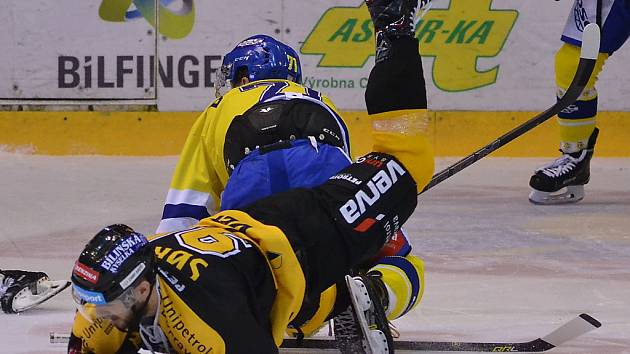 Litvínov versus Zlín.