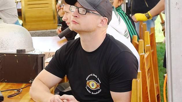 Box mladých sledoval i Lukáš Konečný, nejslavnější český boxer, který o víkendu uzavíral svou bohatou kariéru.
