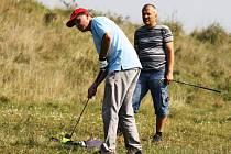 U kostela se uskuteční turnaj v extrémním golfu.