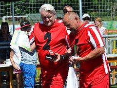 Fotbalový turnaj Divadelní kopačka 2018