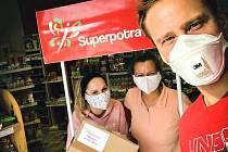 Mostecký e-shop Superpotravina.cz oznámil zvýšenou poptávku po zdravé výživě