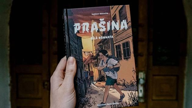 Nová kniha Vojtěcha Matochy.