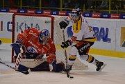 Litvínov ve třináctém extraligovém kole hostil Vítkovice.