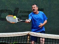 Letošní turnaj Amater Tenis Open.