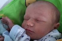 Jan Jaroslav Kučera se narodil mamince Jaroslavě Braborcové z Tvršic 28. září ve 12.22 hodin. Měřil 50 cm a vážil 2,98 kilogramu.