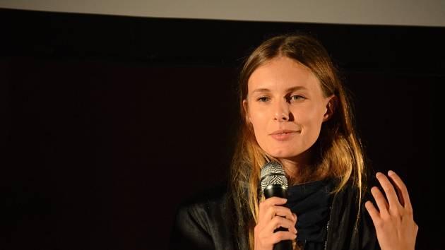 Režisérka Greta Stocklassová