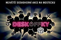 Deskoffky, největší deskoherní akce na Mostecku, se uskuteční v sobotu 2. října v budově Oblastního muzea a galerie v Mostě.