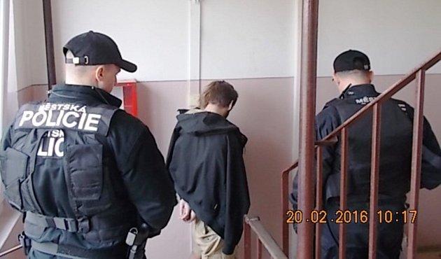 Případy strážníků.