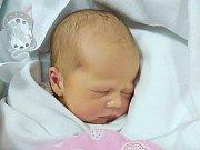 Kristýna Dušková se narodila mamince Denise Lžíčařové 14. února 2018 ve 14.48 hodin. Měřila 50 cm a vážila 2,87 kilogramu.