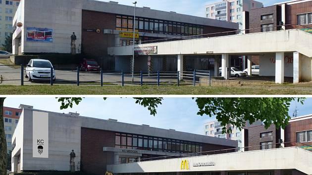 Návrhy změn na mosteckém sídlišti Výsluní od architekta Víta Holého