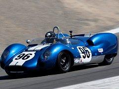 K vidění budou zajímavá závodní auta.