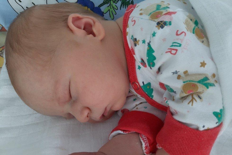 Vojtěch Uller se narodil mamince Petře Ullerové ze Zabrušan 4. února v 9.06 hodin. Měřil 54 cm a vážil 4,58 kilogramu.
