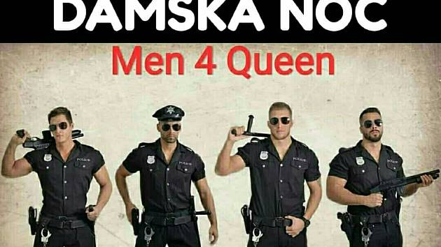 V Atticu Litvínov vystoupí Men4Queen.