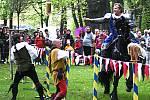 Valdštejnské slavnosti v Zámeckém parku v Litvínově, 2010