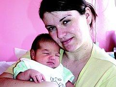 Mamince Haně Dejmové z Bíliny se v Mostě 26. února v 19.37 hodin narodil syn Dominik Dejm. Měřil 53 centimetrů a vážil 3,99 kilogramu.