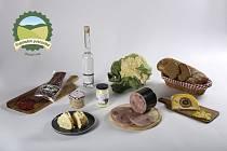 Známe nominované v soutěži Regionální potravina za Ústecký kraj.