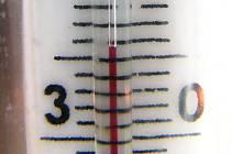 Teplota může stoupnout až na 36 stupňů Celsia.