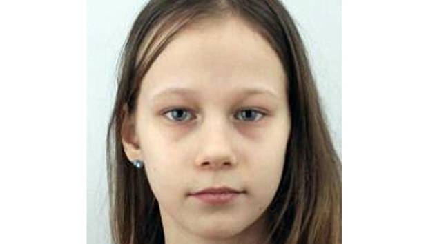 Pohřešovaná dívka.