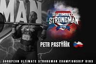 Mostecký strongman Petr Pastýřík si vysloužil za své úspěchy nominaci na evropský šampionát..