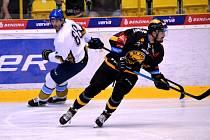 HC Verva Litvínov hrála přípravné utkání s celkem Rytíři Kladno. Foto: Deník/Edvard D. Beneš