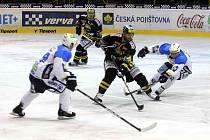 Hokejisté Litvínova hostili Plzeň