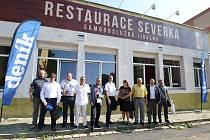 Předvolební debata Deníku v mostecké restauraci Severka