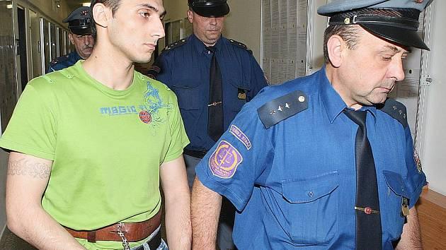 Emil Hájek stráví za mřížemi 12 let.