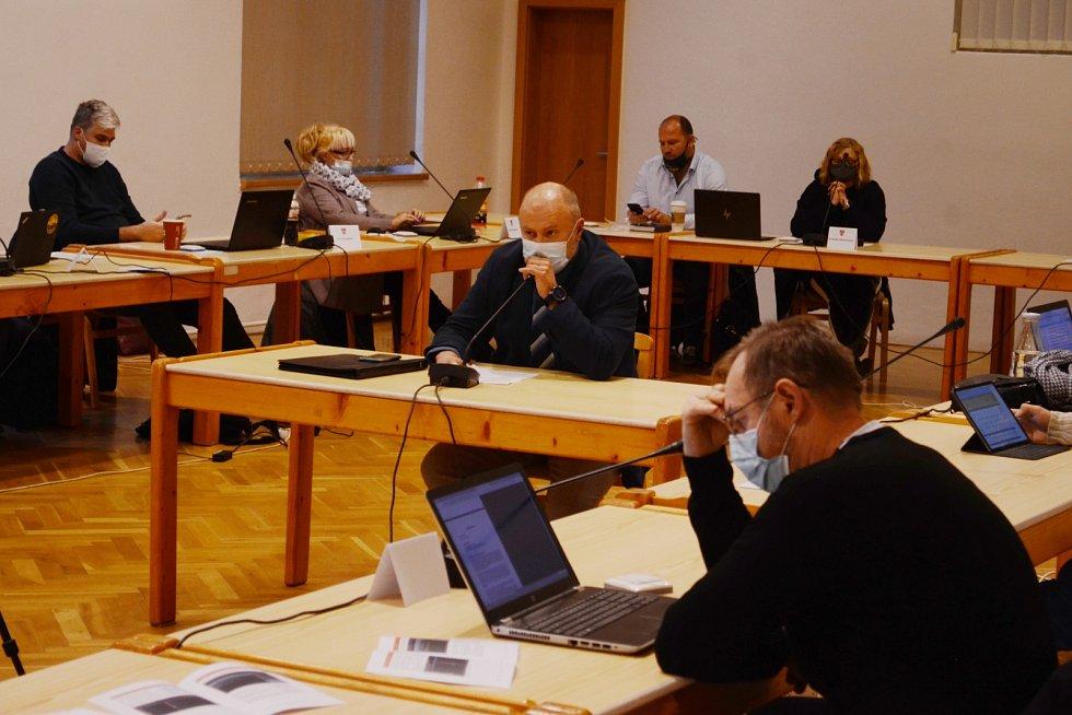 Zasedání zastupitelstva Litvínova ve čtvrtek 26. listopadu