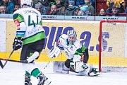 Utkání hokejové Tipsport extraligy, Energie Karlovy vary - HC verva Litvínov