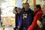 Akvarijní trhy spolku Akvatera Most v mosteckém Středisku volného času opět přilákaly množství lidí.