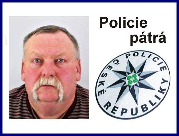 Policie pátrá po nezvěstném Jaroslavu Charamzovi