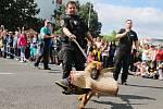 Litvínovští strážníci v závěru května slavili 25 let existence městské policie. Teď mají další důvod k radosti, dostanou přidáno