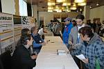 Regionální veletrh pracovních příležitostí v Mostě