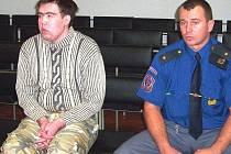 Pavel Hruška po půl roce je u soudu znovu, podruhé kvůli znásilnění.
