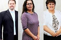 Jan Schiller, Berenika Peštová, Vladimíra Ilievová z ANO se vzdali funkce radního.