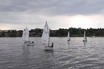 Už druhý týden probíhá příměstský tábor Yacht Clubu Baník Most na Nechranicích.