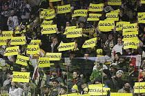 Litvínovský hokejový klub chce vytvořit v hledišti žluté peklo.