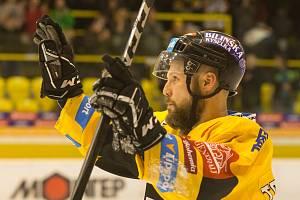 Michal Trávníček, litvínovský kapitán, bude hrát v Litvínově i nadále.