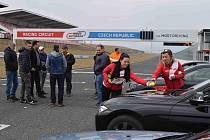 Akce The Most Autoshow zahájila motoristickou sezonu na Autodromu Most.