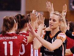 Markéta Jeřábková nechybí jen české reprezentaci, ale také mosteckým Černým andělům.